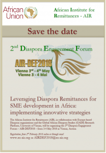 Diaspora Engagement Forum 2018