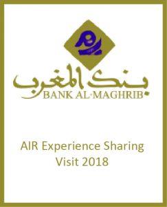 Visit by AIR to Bank Al-Maghrib